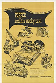 Wacky Taxi Poster