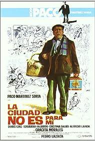 La ciudad no es para mí (1966)