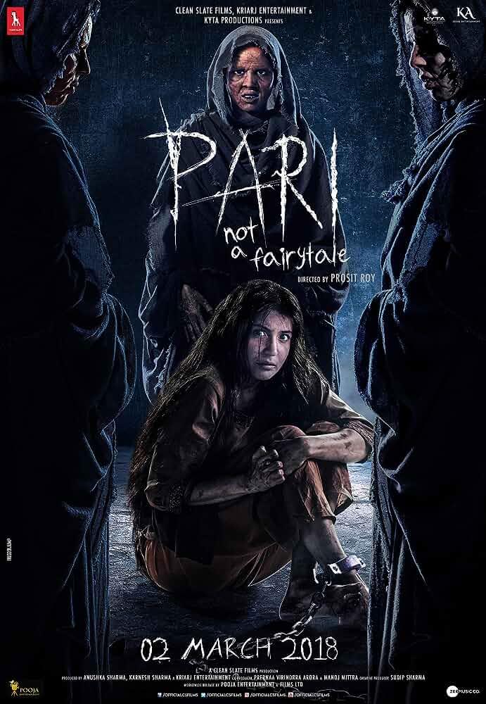 Pari | 2018 | Hindi | 1080p | 720p |