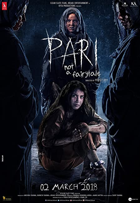 Pari (2020) Hindi 720p WEB-DL x265 AAC 900MB