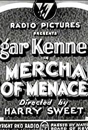 A Merchant of Menace Poster
