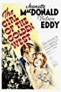 The Girl of the Golden West (1938) Poster