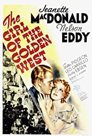 The Girl of the Golden West Poster