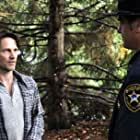 David Keeley and Stephen Moyer in The Barrens (2012)
