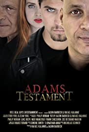 Adam's Testament Poster