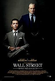 Michael Douglas and Shia LaBeouf in Wall Street: Money Never Sleeps (2010)