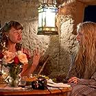 Saoirse Ronan and Jessica Barden in Hanna (2011)