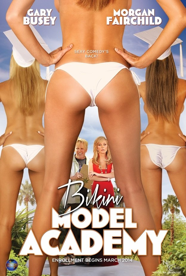 18+ Bikini Model Academy 2015 English 480p UNCUT BluRay 300MB x264 AAC