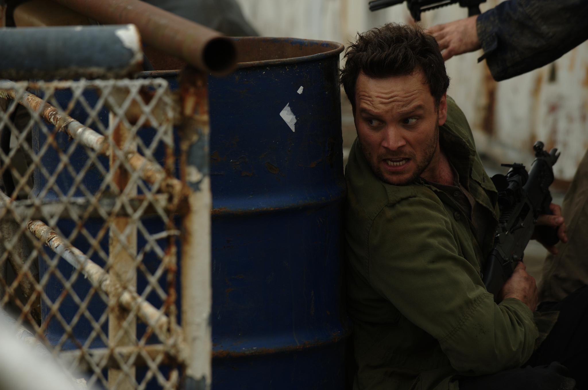 Ben Cotton in The Marine 3: Homefront (2013)