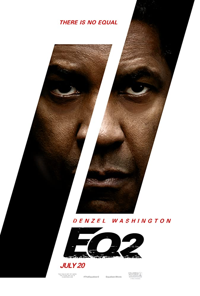 Denzel Washington in The Equalizer 2 (2018)