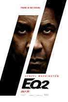 The Equalizer 2 (2018) Poster