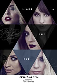 Pretty Little Liars Poster - TV Show Forum, Cast, Reviews