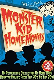 Monster Kid Home Movies Poster