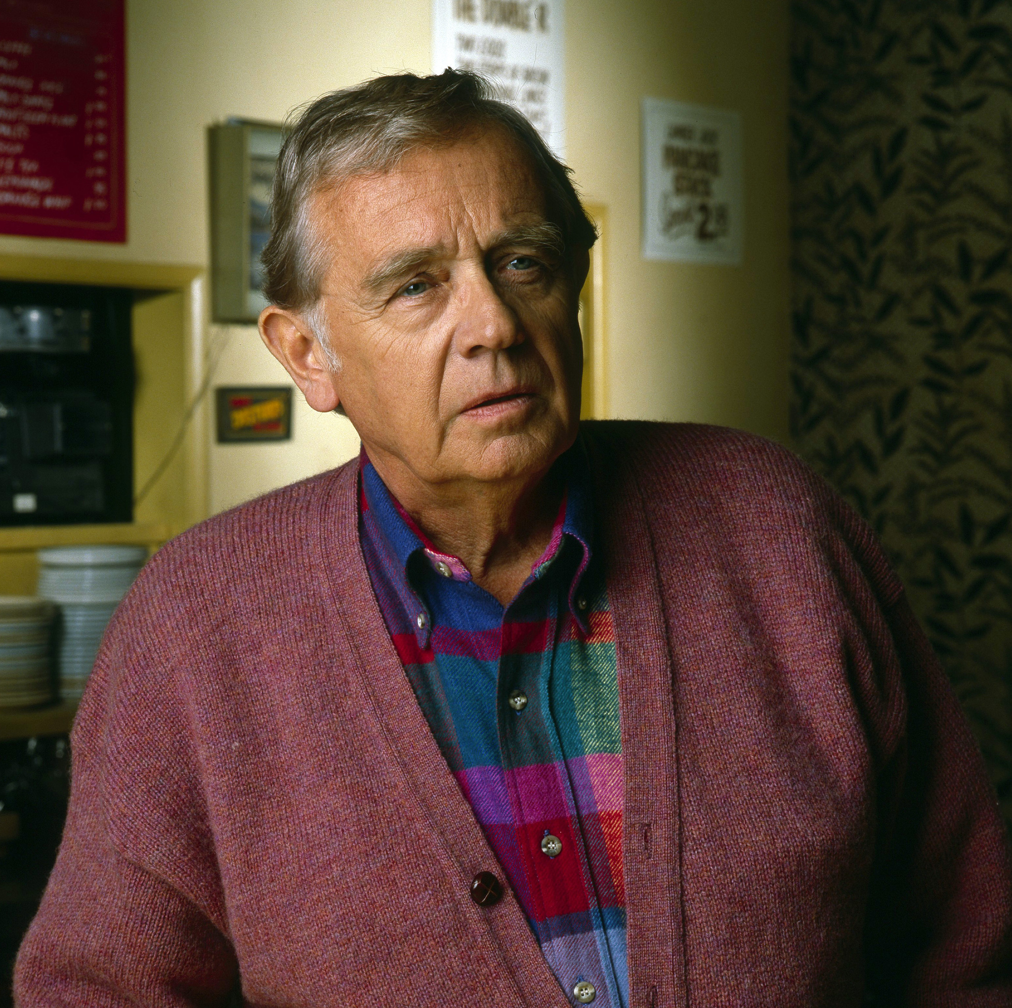 Warren Frost mark frost