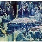 Paul Lukas, Margaret Lockwood, Basil Radford, Michael Redgrave, Naunton Wayne, and May Whitty in The Lady Vanishes (1938)