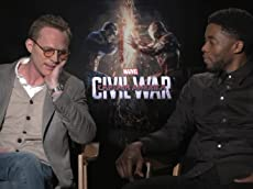 Chris Evans and More on Who Should Replace Captain America If He Retires
