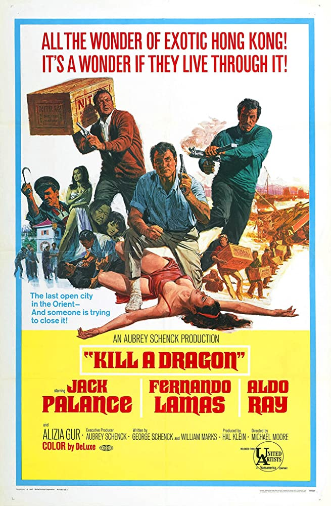 Kill a Dragon (1967)