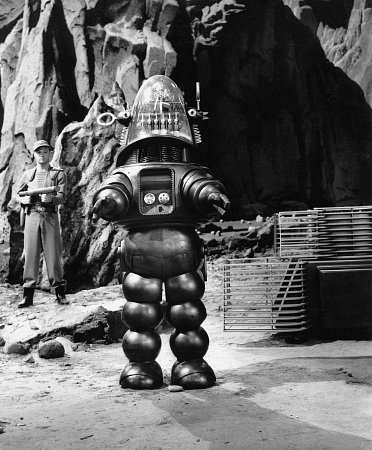 Forbidden Planet Robby the Robot MGM 1956 IV