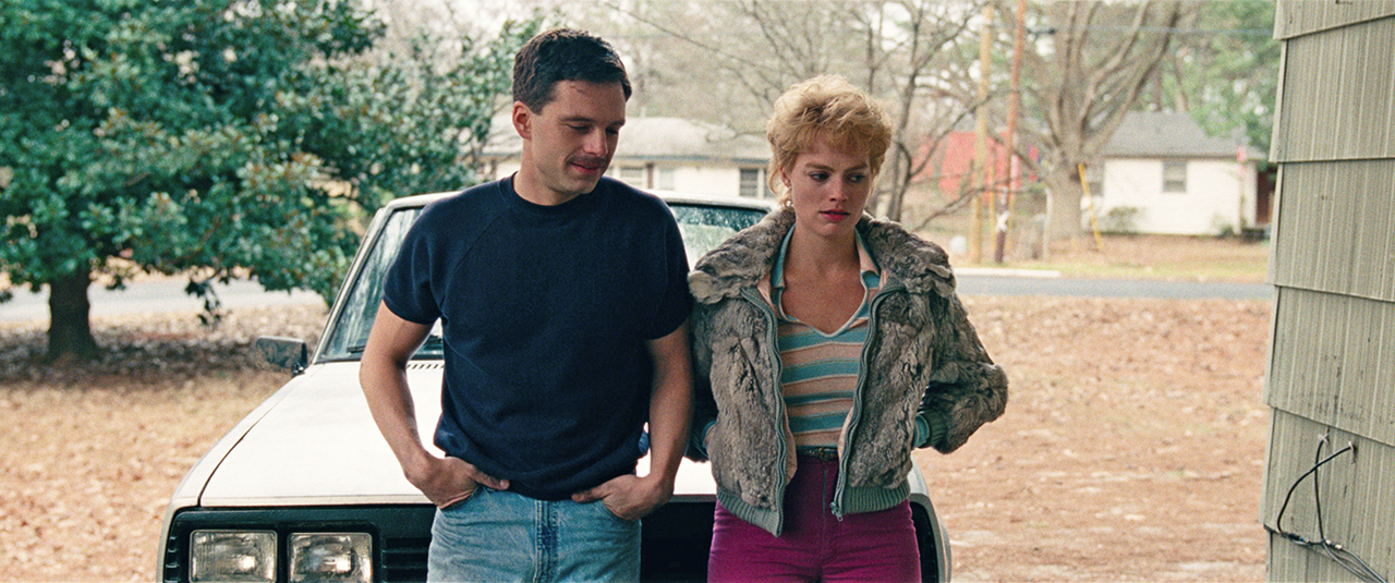 Sebastian Stan and Margot Robbie in I, Tonya (2017)