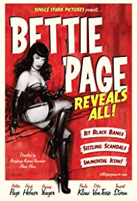 Primary photo for Bettie Page Reveals All