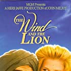 Sean Connery and Candice Bergen in The Wind and the Lion (1975)