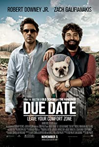 Watch new full movie Due Date by Todd Phillips [360p]