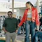 Ashanti and Thomas Carter in Coach Carter (2005)