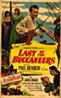 Last of the Buccaneers (1950) Poster