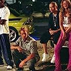 Ludacris, Tyrese Gibson, Paul Walker, Devon Aoki, and Jin Au-Yeung in 2 Fast 2 Furious (2003)