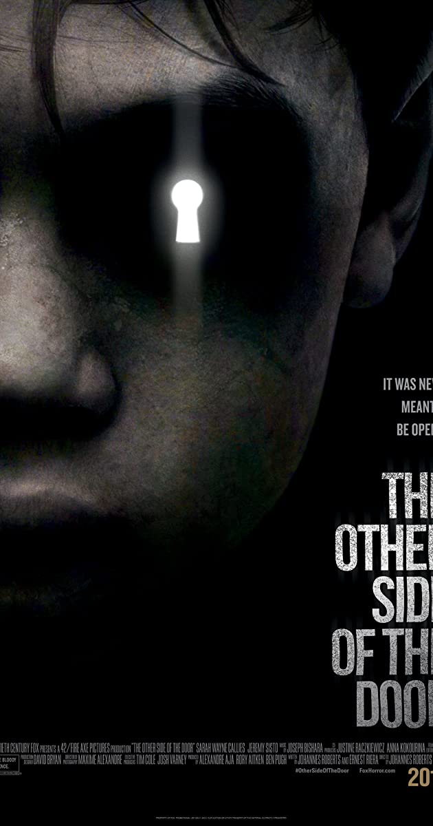 The Other Side of the Door 2016 IMDb
