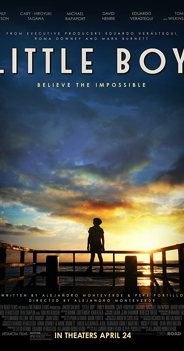 Little Boy 2015 Imdb