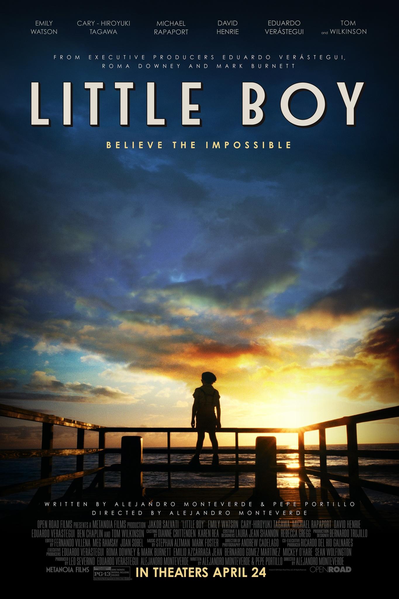 Little Boy (2015) BluRay 480p, 720p & 1080p