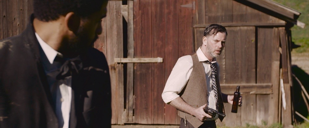 John Tague in a still from the short film Death May Hide Me.