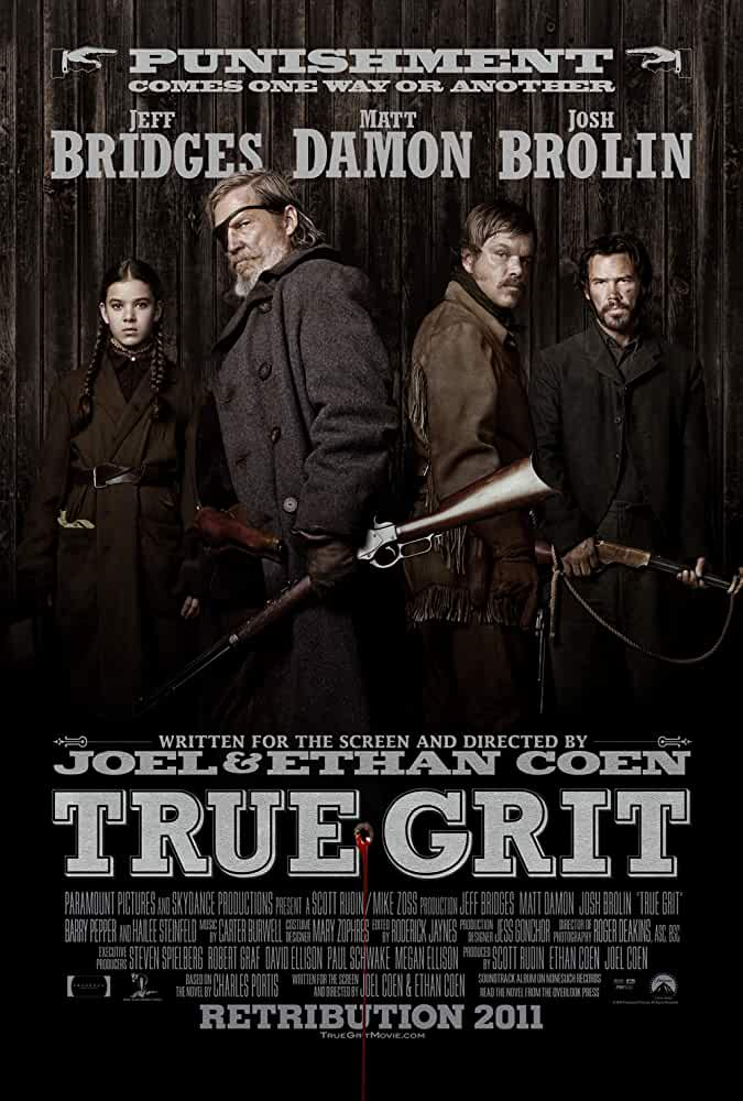 True Grit (2010) | BRip | English Movie | Watch Online | Download |
