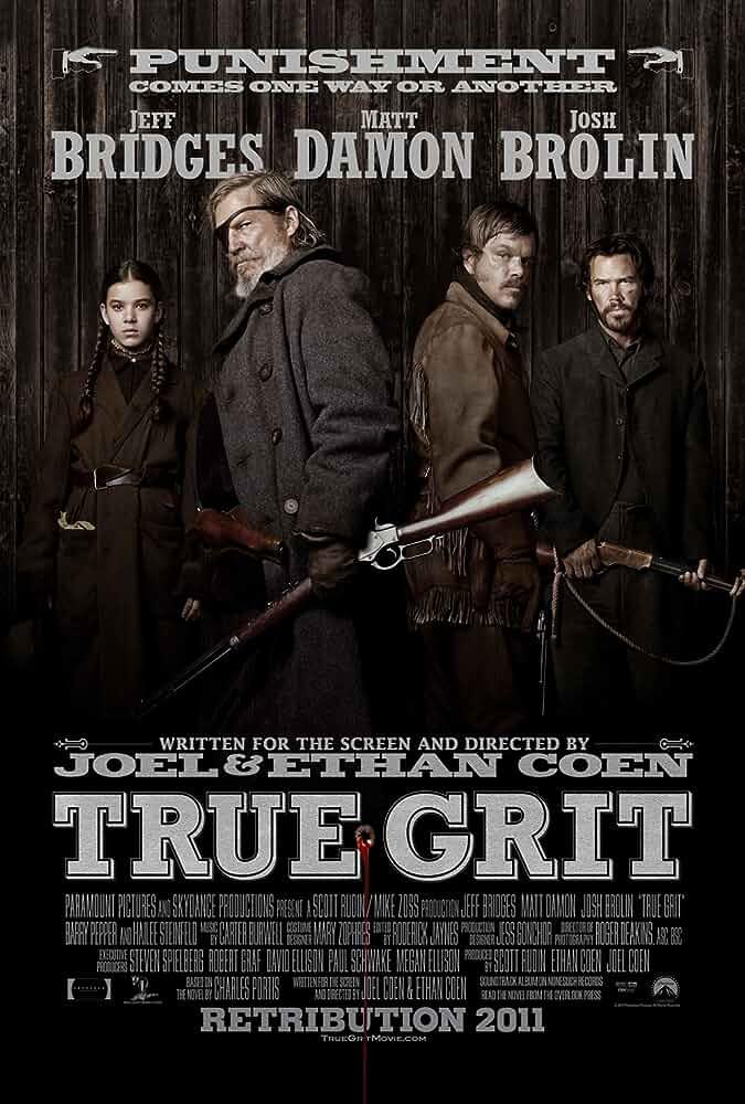 True Grit (2010) | BRip | English Movie | Watch Online | Download |