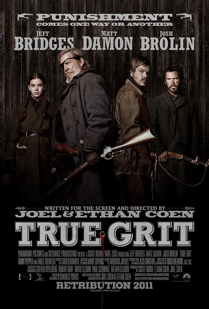 True Grit (2011) 720p/1080p BluRay Download