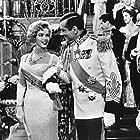 """The Prince and the Showgirl"" M. Monroe, Laurence Olivier & Jeremy Spenser 1957 Warner"
