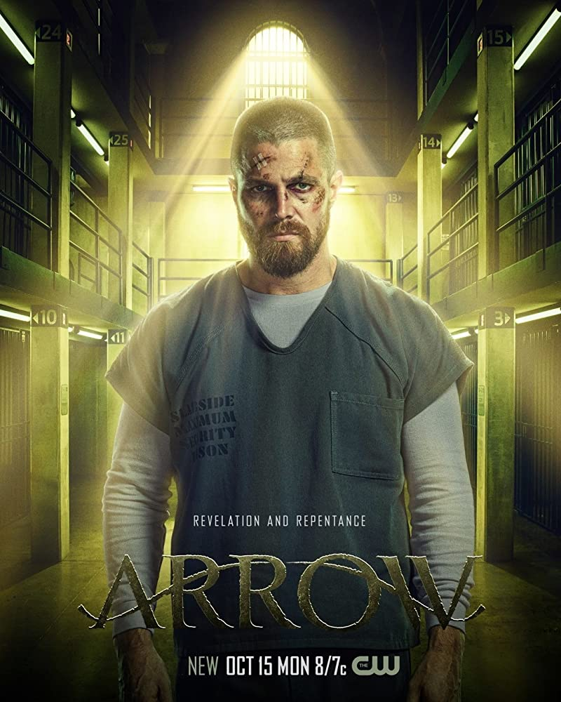 Arrow Serie Completa Audio Latino Por Mega
