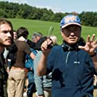 Ang Lee and Emile Hirsch in Taking Woodstock (2009)