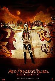 Red Princess Blues: Genesis Poster