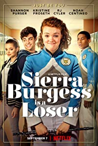 Noah Centineo, RJ Cyler, Shannon Purser, and Kristine Froseth in Sierra Burgess Is a Loser (2018)
