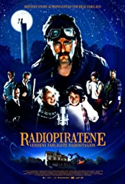Radiopiratene Poster