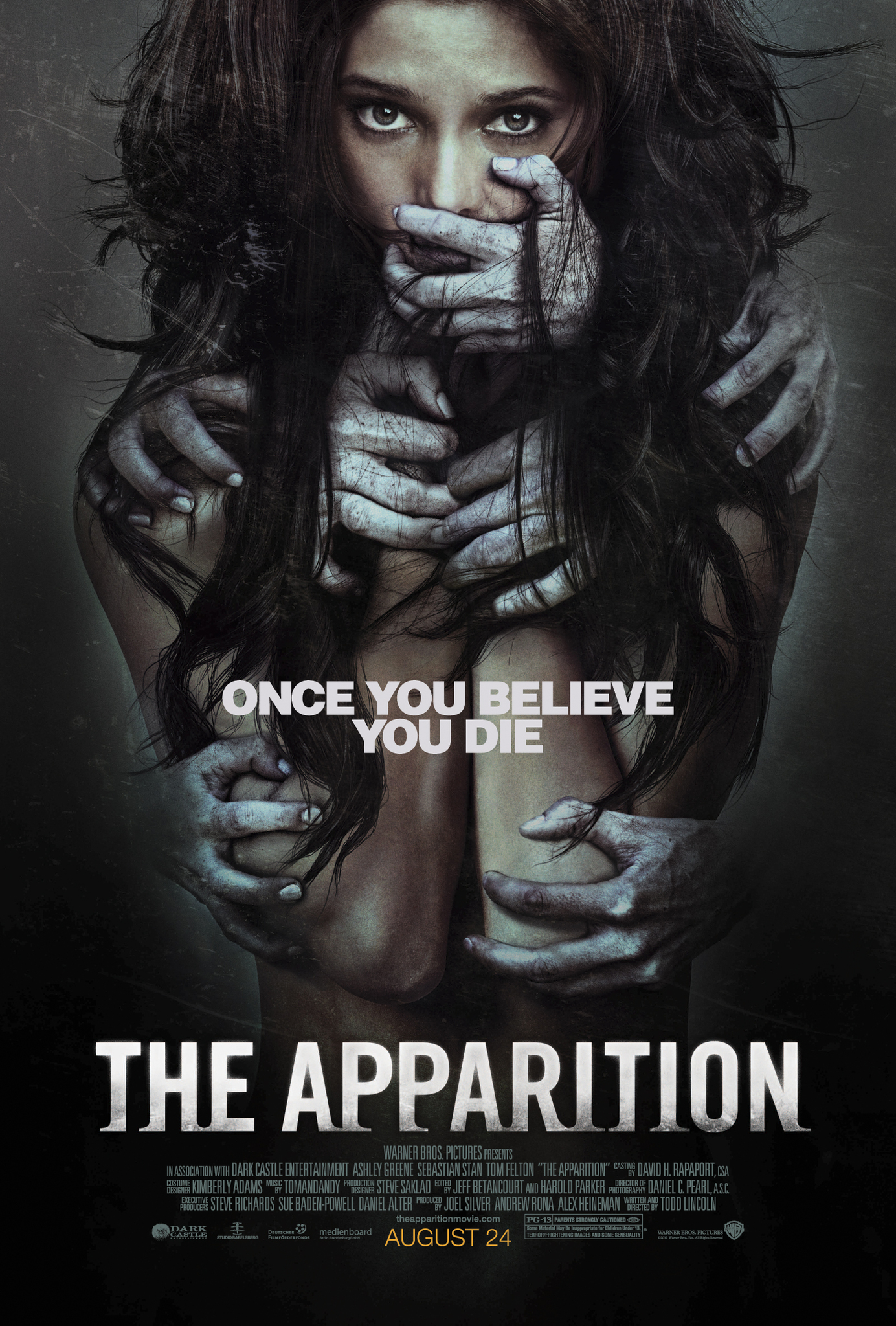 APSIREIŠKIMAS (2018) / THE APPARITION