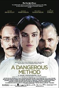 Easy movie downloads A Dangerous Method UK [1920x1080]