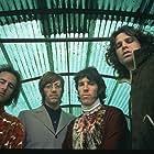 John Densmore, Robby Krieger, Ray Manzarek, and Jim Morrison in When You're Strange (2009)