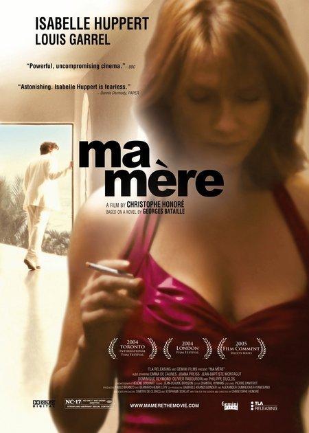 Isabelle Huppert in Ma mère (2004)