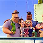 Neil Patrick Harris, Benjamin Bratt, James Caan, Terry Crews, Anna Faris, Bill Hader, and Andy Samberg in Cloudy with a Chance of Meatballs 2 (2013)
