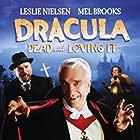 Mel Brooks, Leslie Nielsen, and Peter MacNicol in Dracula: Dead and Loving It (1995)