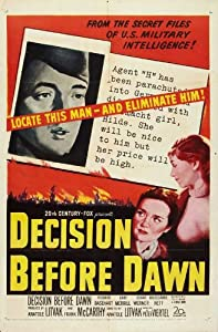 Decision Before Dawn USA