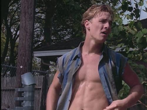 Matthew McConaughey's First Credit: Mysteriously Shirtless